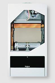 Buderus Logamax U054 24K, с приготовлением горячей воды
