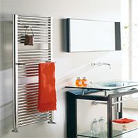 Электрический полотенцесушитель: высушивает, обогревает и уменьшает процент влажности