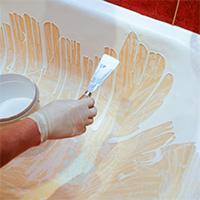 Как самостоятельно провести профессиональную эмалировку ванны — руководство к действию