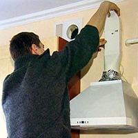 Особенности подключения вытяжки к вентиляционной системе