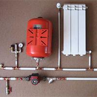 Отопление частного дома своими руками — советы по выбору типа системы и вида котла