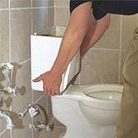 Рекомендации по установке и креплению сливного бачка к унитазу