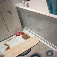 Установка экрана под ванну своими руками доступна каждому и не требует специальных навыков