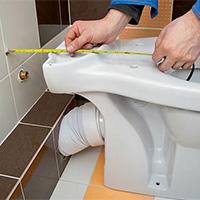 Установка унитаза своими руками: последовательность монтажа и подключение к канализации