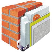Утепление фасада пенополистиролом: свойства материала и правильная технология выполнения