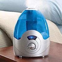 Увлажнитель воздуха — полезная и функциональная находка для всей семьи