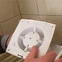 Варианты модернизации и монтажа систем вентиляции в ванной комнате