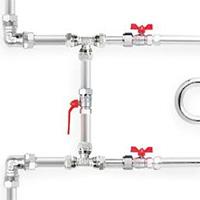 Варианты применения байпаса в отопительной системе