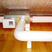 Вентиляция в частном доме: типы вентиляционных систем и принцип действия