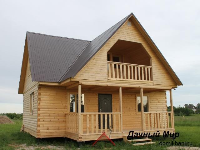 Большой фотоотчет - этапы строительства дома