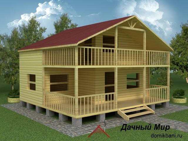 Строительство фундаментов деревянных домов Люберецкий район