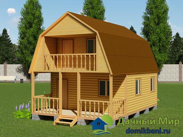 Строительство дома из бруса в Лодейнопольском районе