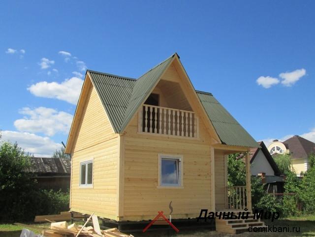 Строительство домов из бруса в Можайске, бани из бруса в Можайске
