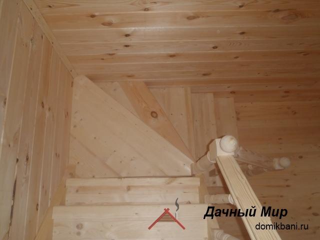 Строительство домов из бруса во Владимире, проекты, цены, фото