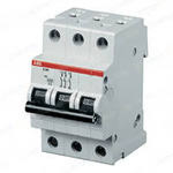 ABB Aвтоматич. выкл-ль 3-пол. SH203L C6