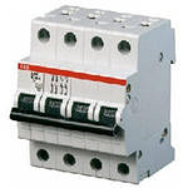 ABB Aвтоматич. выкл-ль 4-пол. SH204L C6