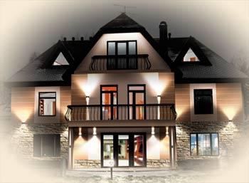 Электромонтаж коттеджей и загородных домов
