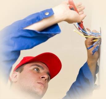Ремонтные работы по электрике