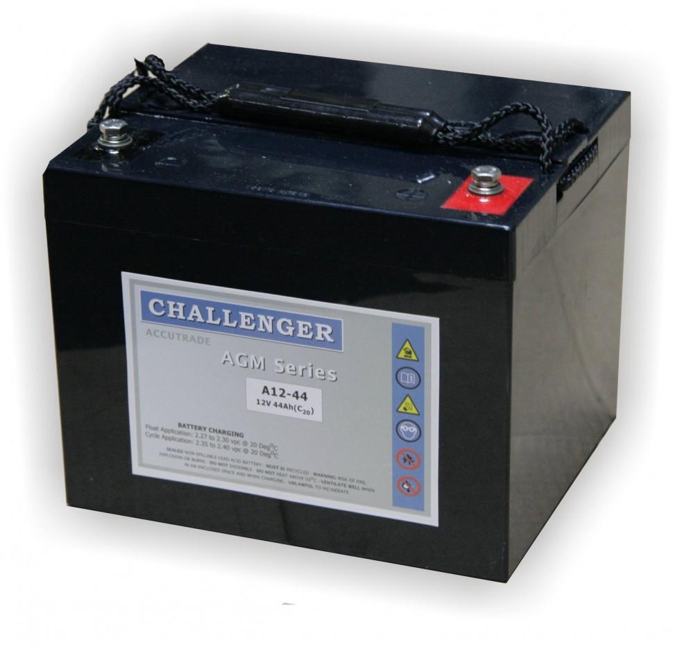 Аккумулятор Challenger A12-50