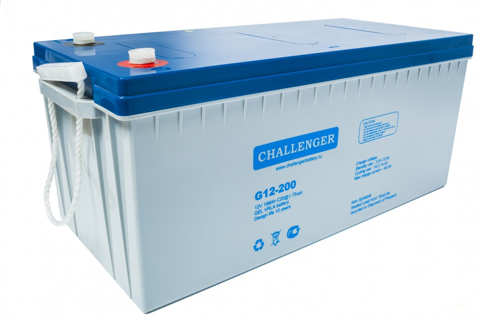 Аккумулятор Challenger G12-200