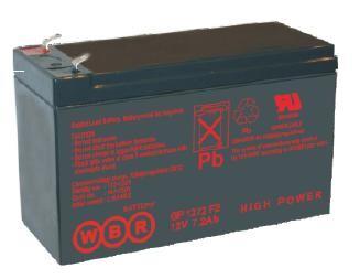 Аккумулятор для ИБП WBR GP1272