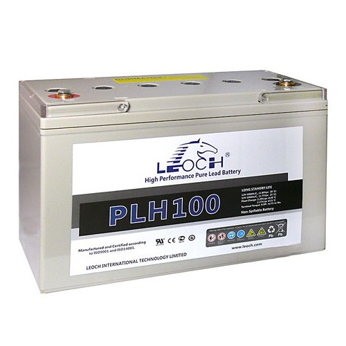 Аккумулятор Leoch PLH100