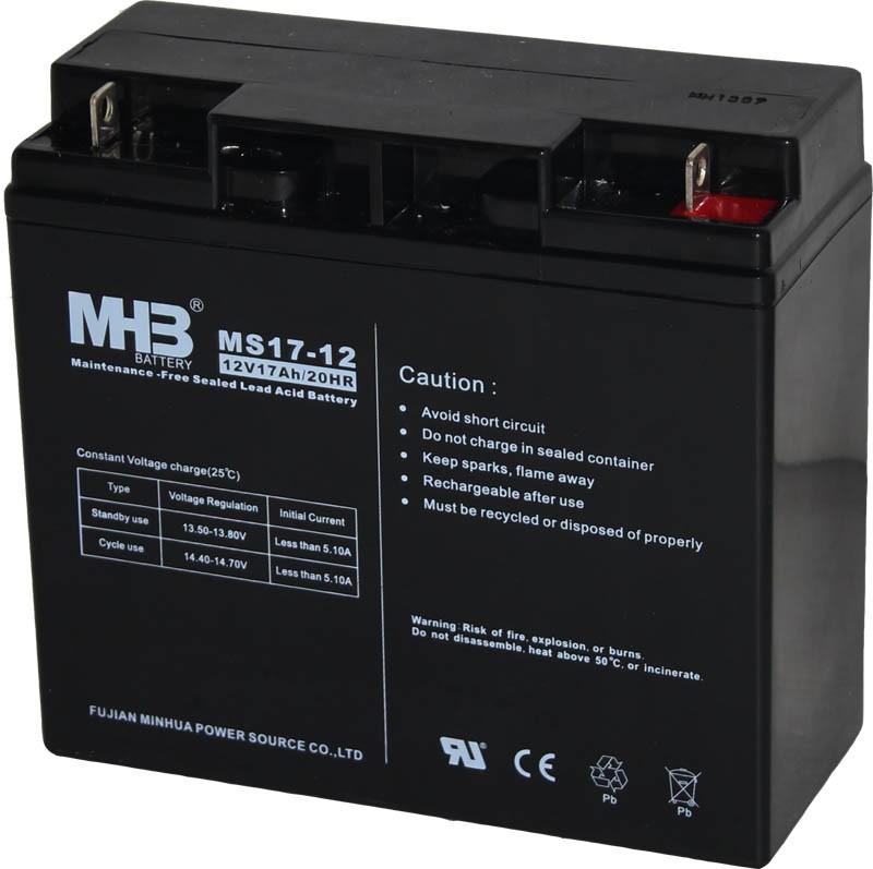 Аккумулятор MHB MS 17-12