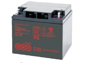 Аккумулятор WBR GP12400