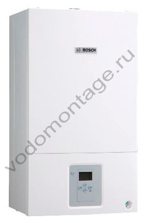 Котел газовый настенный Bosch WBN 6000-24 C - купить по низкой цене в Москве. Оборудование для отопления в наличии, скидки на монтаж и установку. Фото, описание, характеристики, стоимость, подбор и доставка оборудования