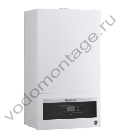 Котел газовый настенный Buderus Logamax U072-18K - купить по низкой цене в Москве. Оборудование для отопления в наличии, скидки на монтаж и установку. Фото, описание, характеристики, стоимость, подбор и доставка оборудования