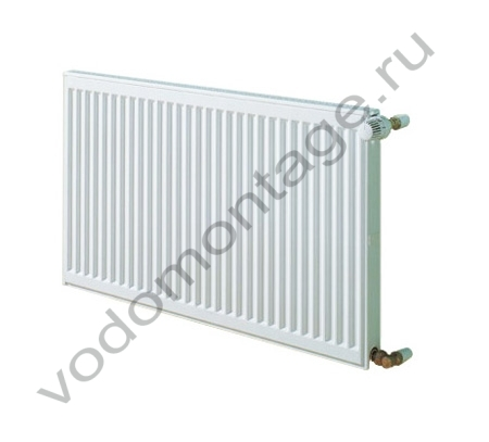 Радиатор стальной Kermi Profil-K FKO 12/500/500 - купить по низкой цене в Москве. Оборудование для отопления в наличии, скидки на монтаж и установку. Фото, описание, характеристики, стоимость, подбор и доставка оборудования