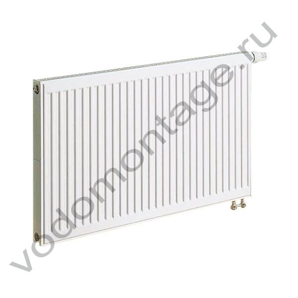 Радиатор стальной Kermi Profil-V FTV 12/500/400 - купить по низкой цене в Москве. Оборудование для отопления в наличии, скидки на монтаж и установку. Фото, описание, характеристики, стоимость, подбор и доставка оборудования