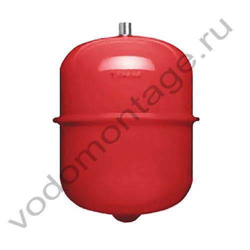 Расширительный мембранный бак CIMM ERE 8 л - купить по низкой цене в Москве. Оборудование для отопления в наличии, скидки на монтаж и установку. Фото, описание, характеристики, стоимость, подбор и доставка оборудования