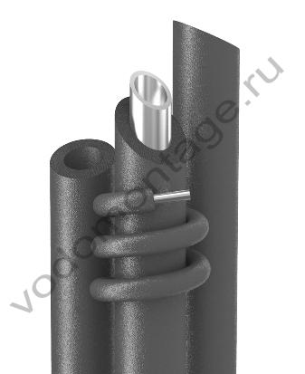 Теплоизоляция (утеплитель) для труб Энергофлекс SUPER Э15/6 - купить по низкой цене в Москве. Оборудование для отопления в наличии, скидки на монтаж и установку. Фото, описание, характеристики, стоимость, подбор и доставка оборудования
