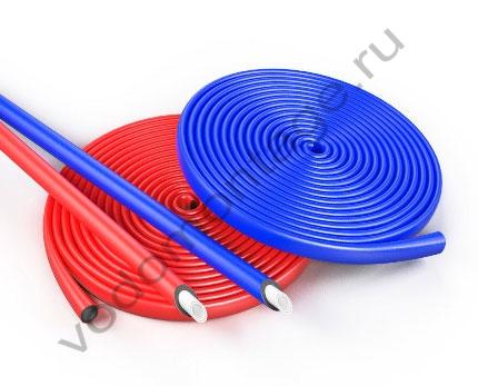 Теплоизоляция (утеплитель) для труб Энергофлекс SUPER PROTECT Э22/4 синяя - купить по низкой цене в Москве. Оборудование для отопления в наличии, скидки на монтаж и установку. Фото, описание, характеристики, стоимость, подбор и доставка оборудования