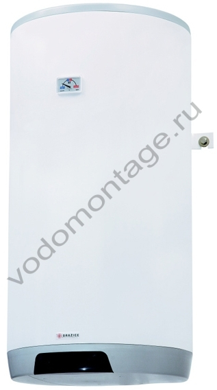Водонагреватель косвенного нагрева Drazice OKC 100 NTR/Z - купить по низкой цене в Москве. Оборудование для отопления в наличии, скидки на монтаж и установку. Фото, описание, характеристики, стоимость, подбор и доставка оборудования